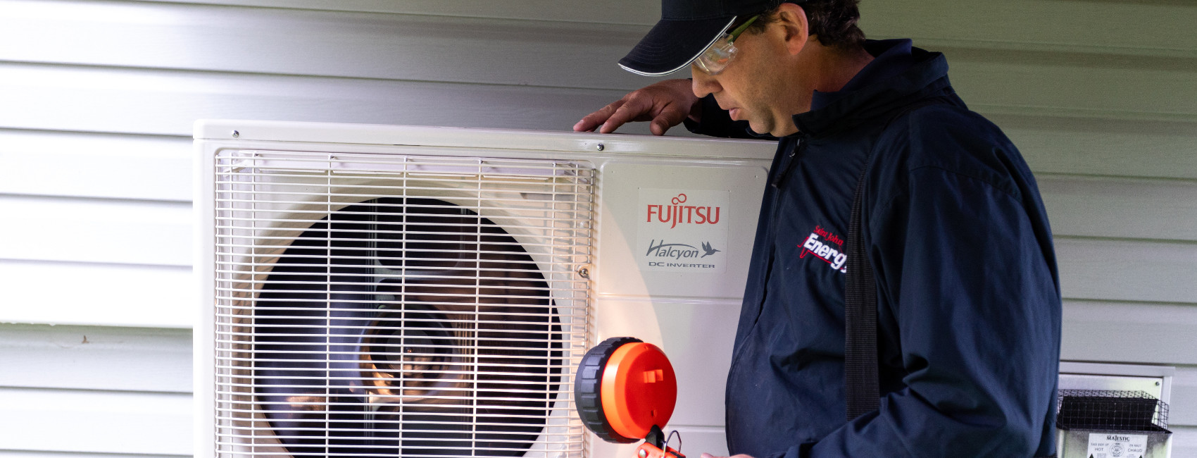 Heat Pump Rentals | Saint John Energy